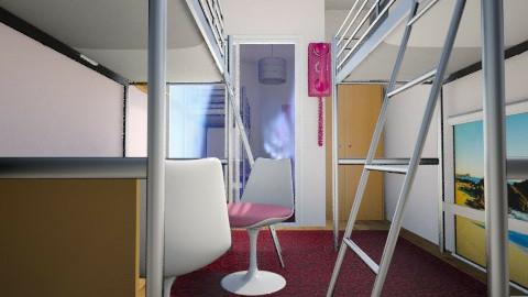 twins room - Kids room - by gogolina