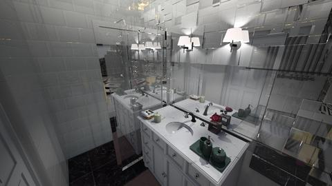 Sylwia i Tomek 18 - Bathroom  - by Joanna88
