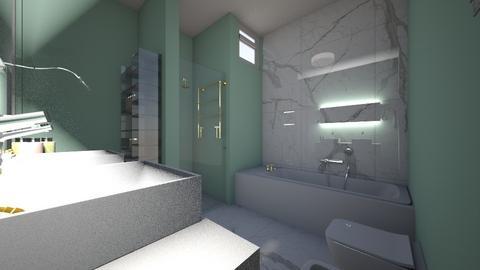 banheiro - Bathroom  - by kelly lucena