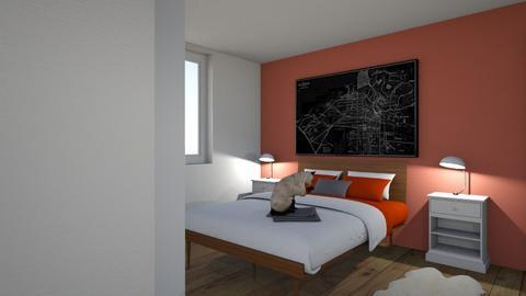 upstairs_bedroom2_JT - Bedroom - by natajax