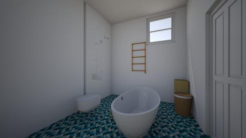 bathroom ia  - Bathroom  - by lizzie sylvia