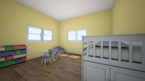 ruky - Kids room - by lisa323com