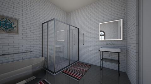 ADA bathroom redesign - Bathroom  - by Katlopez2003