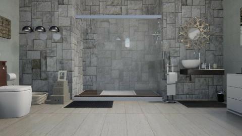 Bathroom - Modern - Bathroom - by klara992