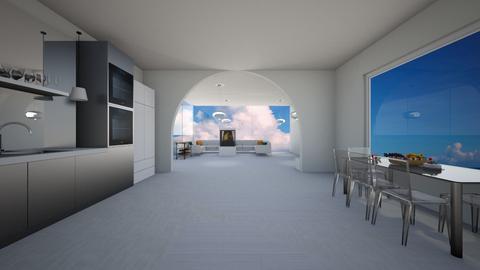 Modern house - Modern - by lokneszikolbasz