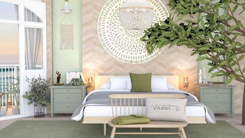 stunning sage - Bedroom  - by hmm22
