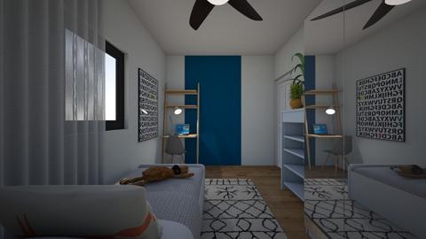 OFIR 3 - Kids room  - by erlichroni