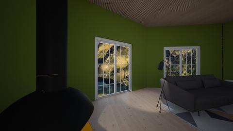 DWR Room - Modern - by Natalie Goods