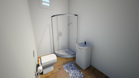 bathroom - by Devrim_Gimo