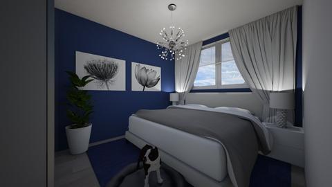 bedroom - by Anet Aneta Kucharova