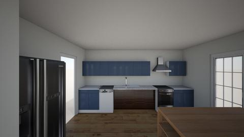 Kitchen Breakfast Nook - Kitchen  - by mikewik
