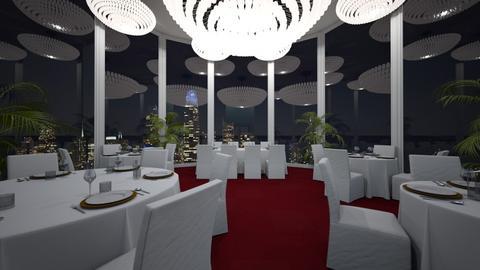 Revolving Restaurant - Modern - Dining room  - by SammyJPili