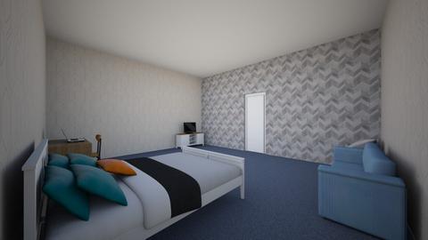 My Dream Room - Living room - by zdog77