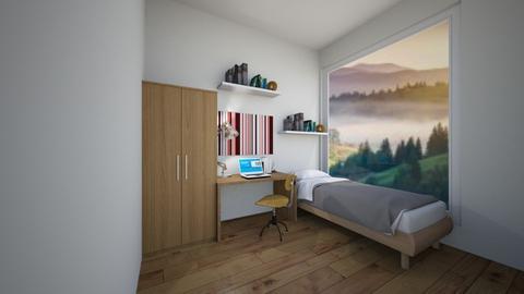 Little Bedroom - Bedroom  - by Tanem Kutlu