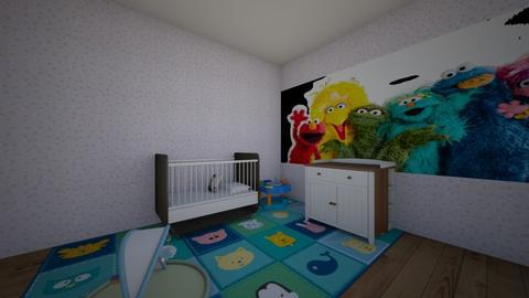 baby room - Kids room  - by CW THE HARRY POTTER FAN