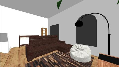 Living Room - Country - Living room  - by martagrega