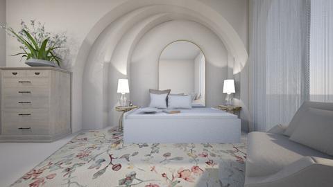 borroso - Bedroom  - by ana111