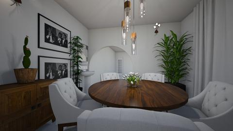 Utawala DR7 - Dining room - by Muthue