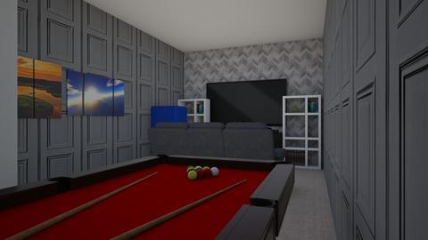 my room - Bedroom  - by larsenwarebr