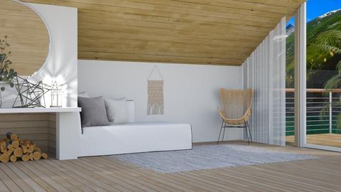 lakecontest_Aristar_bucks - Living room  - by Aristar_bucks