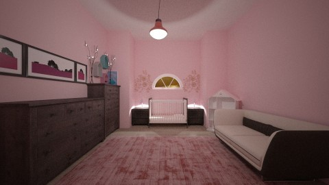 PINK GIRLY ROOM - by DMLights-user-1593471