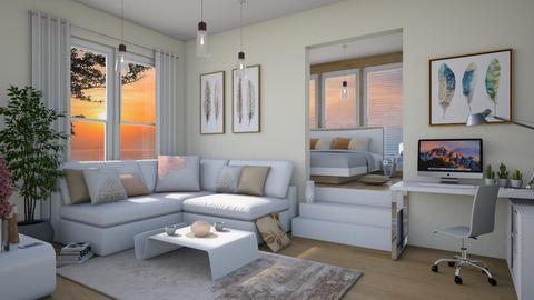 h2o - Living room  - by Senlisa