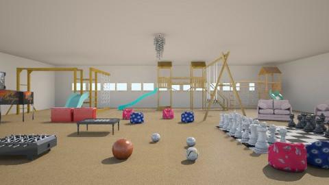 Nori playroom - Classic - Kids room  - by Norikah12