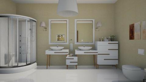 star - Bathroom - by Kim Youn ji
