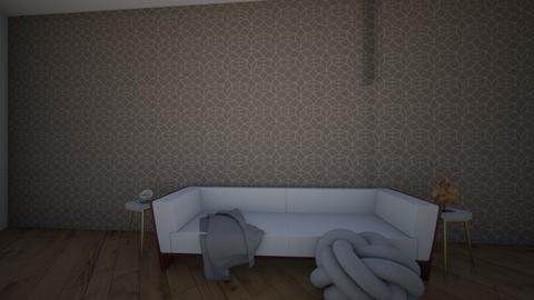 The Triangle Room - Living room  - by theIrishdog