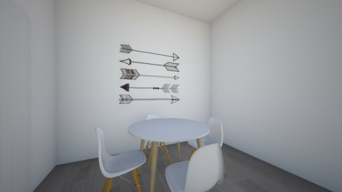 Dining room_1 - Living room - by Daniela Martins