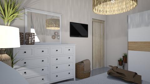 teenager 2 - Bedroom  - by GaliaM