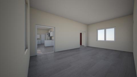 Stretton - Living room  - by krdiben