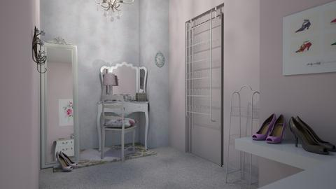 Walk in Closet - by fippydude