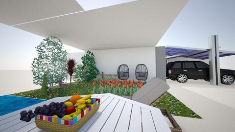 modern house - Modern - Office  - by Julia Reis