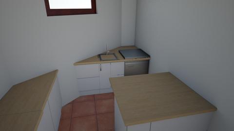 Kitchen unten - Kitchen - by stgahrt