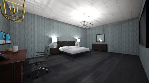 Dream - Modern - Bedroom  - by Charginghawks