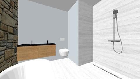 Master Bath - Minimal - Bathroom  - by couttsjack