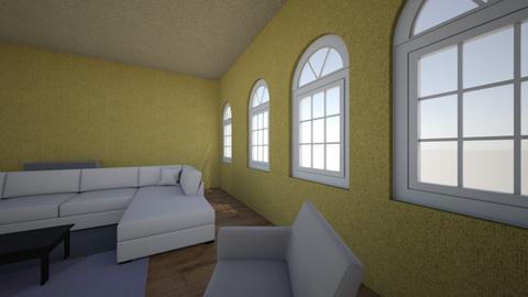 LIVING ROOM IRIS - Modern - Living room - by YOSRA23719
