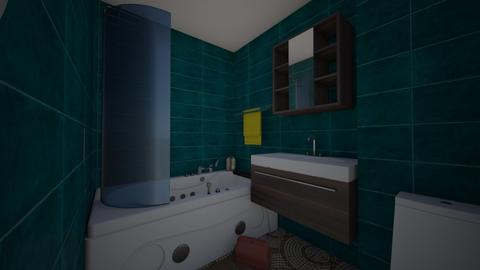 furdoszoba 7 - Bathroom  - by eszesaniko