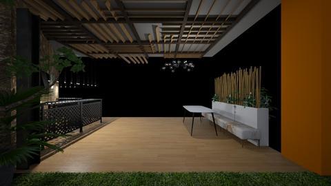 foto 1 terraza - Modern - Garden  - by lopezpro13