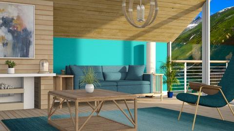 lake_contest_Ginamelia222 - Living room  - by ginamelia22
