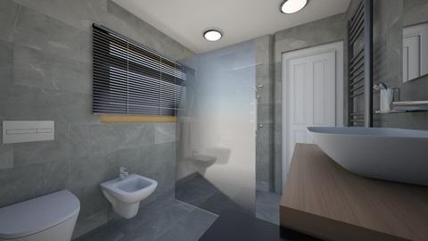 Bathroom Ale - Bathroom  - by sandro88