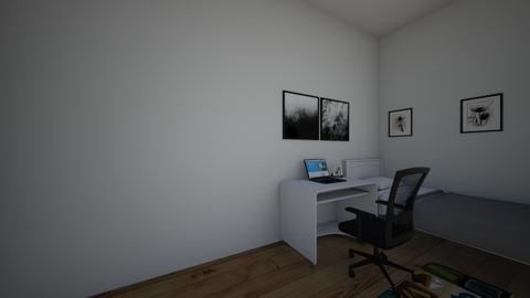 dhimas room - Modern - by Yusron