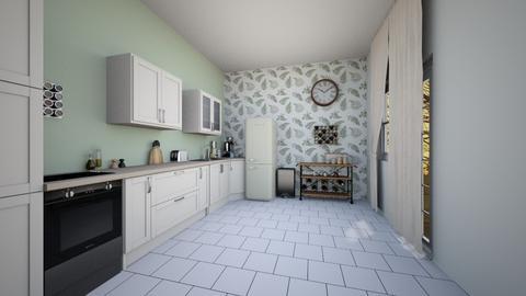 kitchy - Kitchen  - by triangularcube