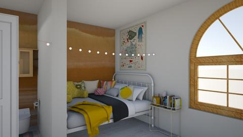 Dream Bedroom - Retro - Bedroom  - by yeehawbabey