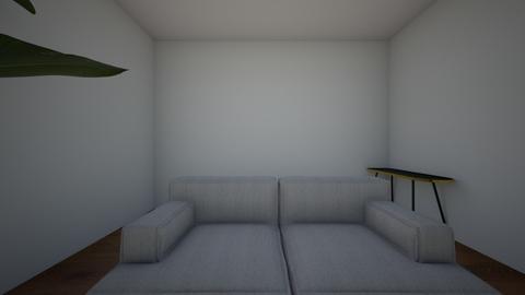 bella silvestri - Living room  - by restepe