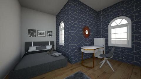 1 - Feminine - Bedroom  - by alexandra_soltis