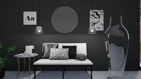 Black White Grey - by JarvisLegg