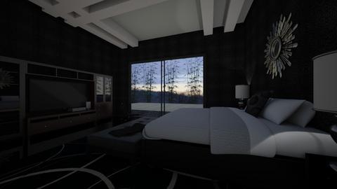 Knight  Time - Bedroom  - by darkknight