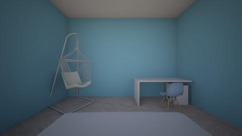 Coastal Kids Bedroom - Kids room  - by DesignerLilah